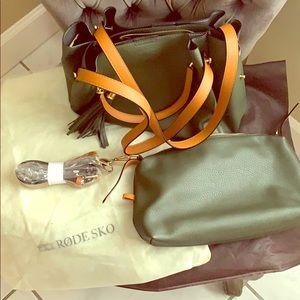 Fresh from Japan Rodesko purse